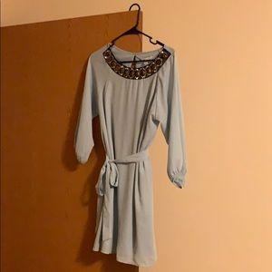 Blue Miami Dress